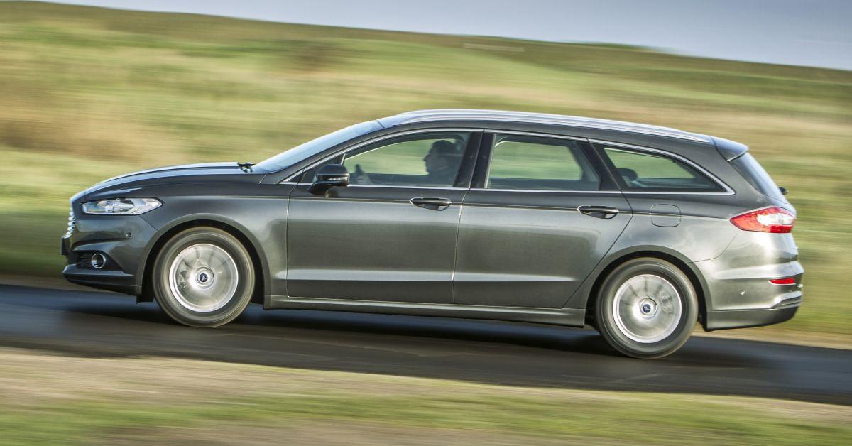 ford mondeo hybrid wagon tiba di eropah pada 2019