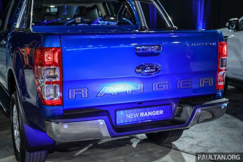 Ford Ranger baru tiba di M'sia – lapan varian termasuk berenjin 2.0L Bi-Turbo, harga bermula dari RM90,888 Image #878591