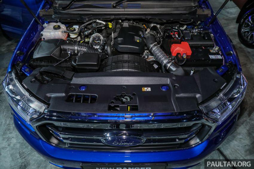 Ford Ranger baru tiba di M'sia – lapan varian termasuk berenjin 2.0L Bi-Turbo, harga bermula dari RM90,888 Image #878597