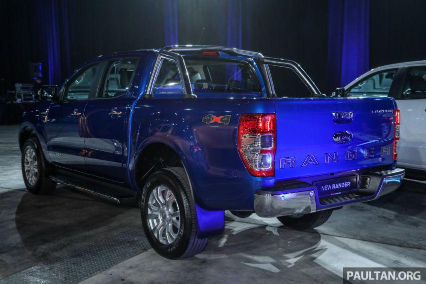 Ford Ranger baru tiba di M'sia – lapan varian termasuk berenjin 2.0L Bi-Turbo, harga bermula dari RM90,888 Image #878573