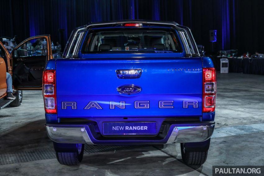 Ford Ranger baru tiba di M'sia – lapan varian termasuk berenjin 2.0L Bi-Turbo, harga bermula dari RM90,888 Image #878575