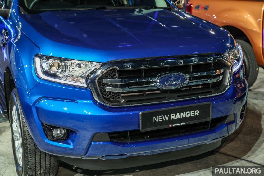 Ford Ranger baru tiba di M'sia – lapan varian termasuk berenjin 2.0L Bi-Turbo, harga bermula dari RM90,888 Image #878576