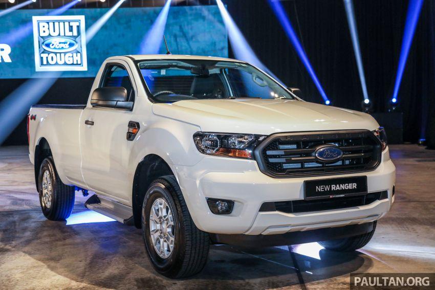 Ford Ranger baru tiba di M'sia – lapan varian termasuk berenjin 2.0L Bi-Turbo, harga bermula dari RM90,888 Image #878371
