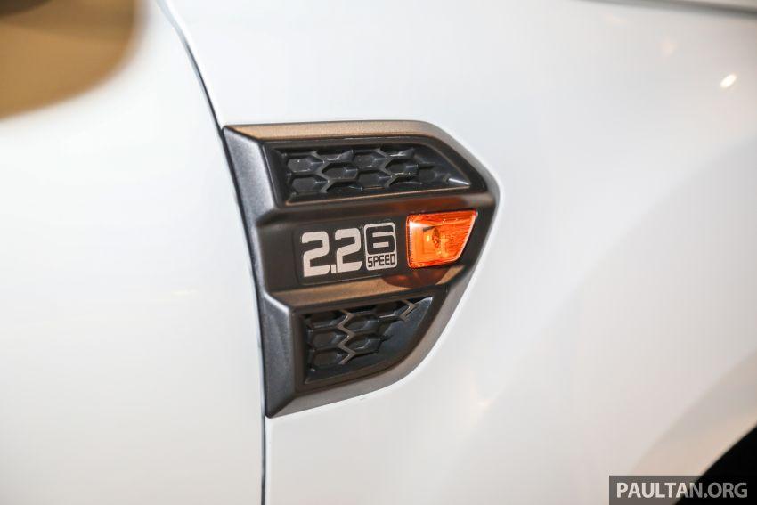 Ford Ranger baru tiba di M'sia – lapan varian termasuk berenjin 2.0L Bi-Turbo, harga bermula dari RM90,888 Image #878389