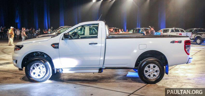 Ford Ranger baru tiba di M'sia – lapan varian termasuk berenjin 2.0L Bi-Turbo, harga bermula dari RM90,888 Image #878373