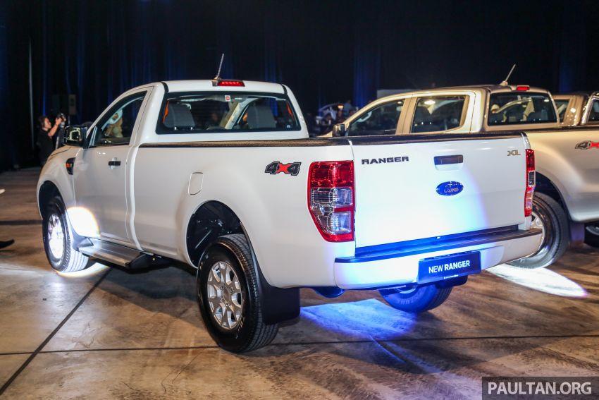 Ford Ranger baru tiba di M'sia – lapan varian termasuk berenjin 2.0L Bi-Turbo, harga bermula dari RM90,888 Image #878376