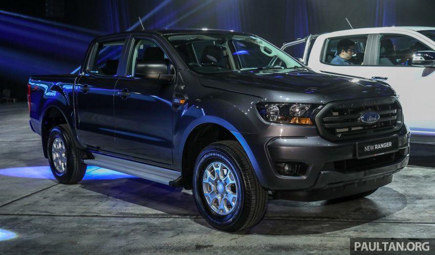 Ford Ranger baru tiba di M'sia – lapan varian termasuk berenjin 2.0L Bi-Turbo, harga bermula dari RM90,888 Image #878428