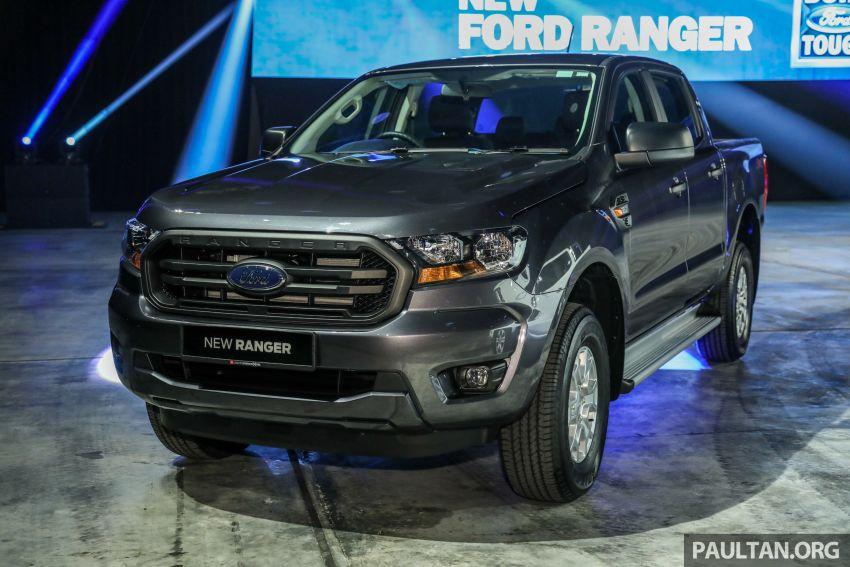 Ford Ranger baru tiba di M'sia – lapan varian termasuk berenjin 2.0L Bi-Turbo, harga bermula dari RM90,888 Image #878429