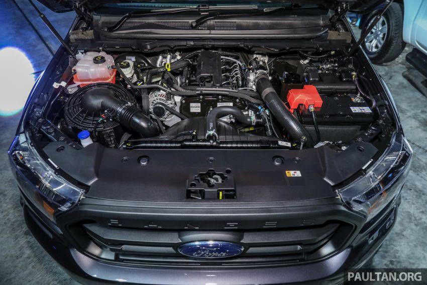 Ford Ranger baru tiba di M'sia – lapan varian termasuk berenjin 2.0L Bi-Turbo, harga bermula dari RM90,888 Image #878451