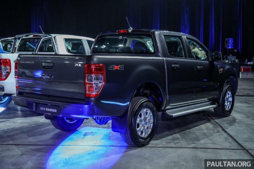 Ford Ranger baru tiba di M'sia – lapan varian termasuk berenjin 2.0L Bi-Turbo, harga bermula dari RM90,888 Image #878430
