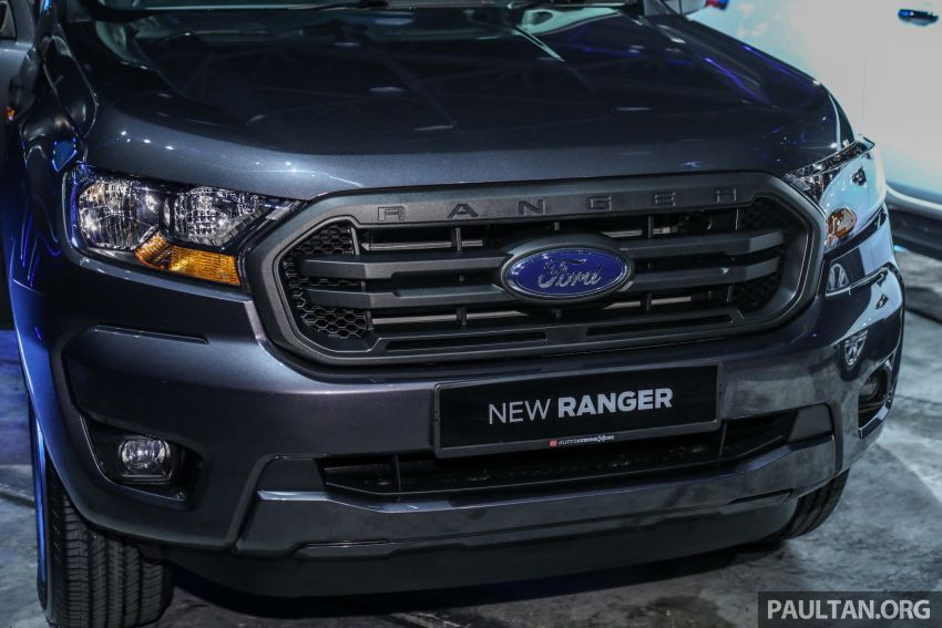 2019 Ford Ranger range launched in Malaysia with new 2.0 ...