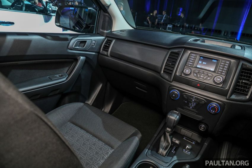 2019 Ford Ranger >> 2019 Ford Ranger range launched in Malaysia with new 2.0 Bi-Turbo engine and 10-speed auto ...