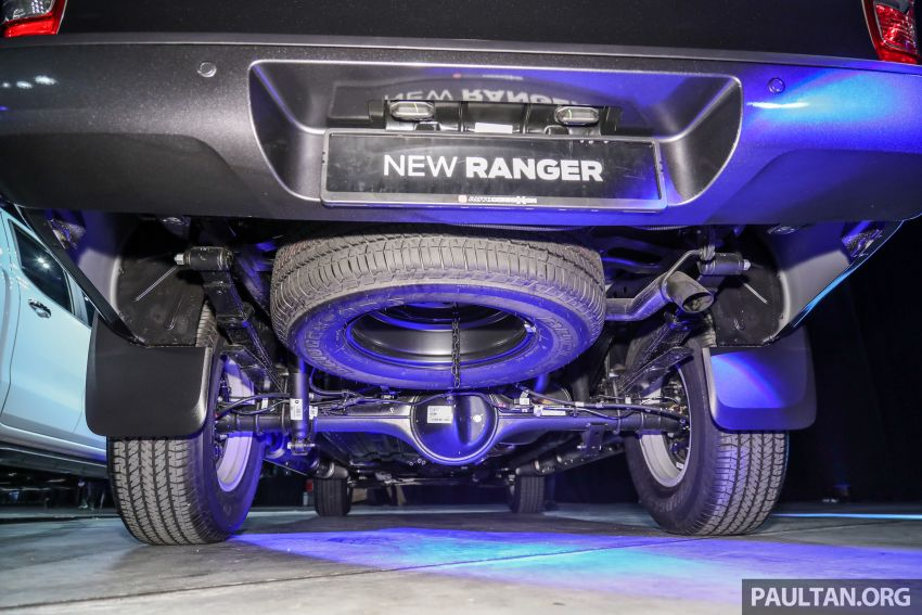 Ford Ranger baru tiba di M'sia – lapan varian termasuk berenjin 2.0L Bi-Turbo, harga bermula dari RM90,888 Image #878484