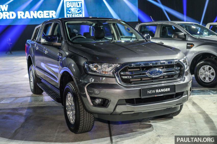 Ford Ranger baru tiba di M'sia – lapan varian termasuk berenjin 2.0L Bi-Turbo, harga bermula dari RM90,888 Image #878503