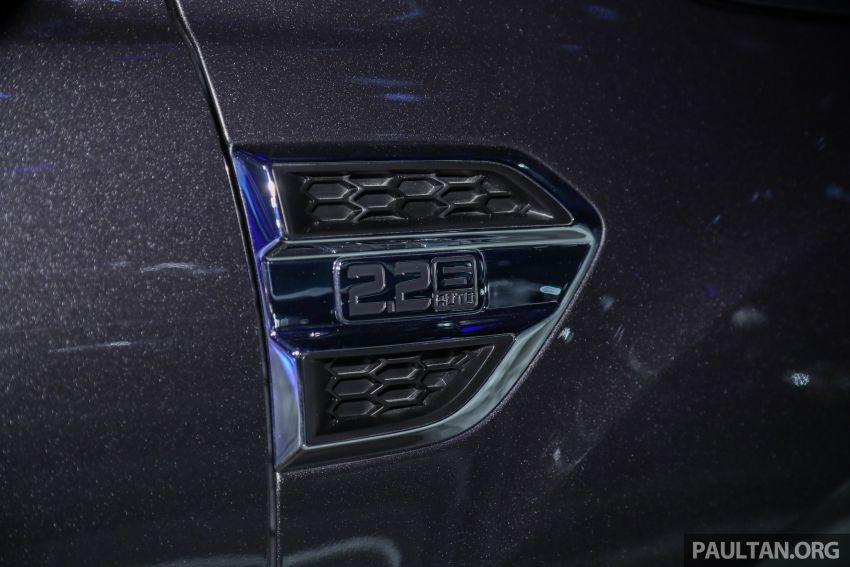 Ford Ranger baru tiba di M'sia – lapan varian termasuk berenjin 2.0L Bi-Turbo, harga bermula dari RM90,888 Image #878524