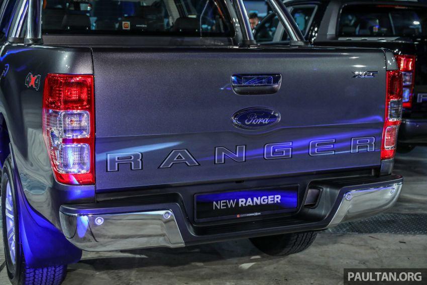 Ford Ranger baru tiba di M'sia – lapan varian termasuk berenjin 2.0L Bi-Turbo, harga bermula dari RM90,888 Image #878529