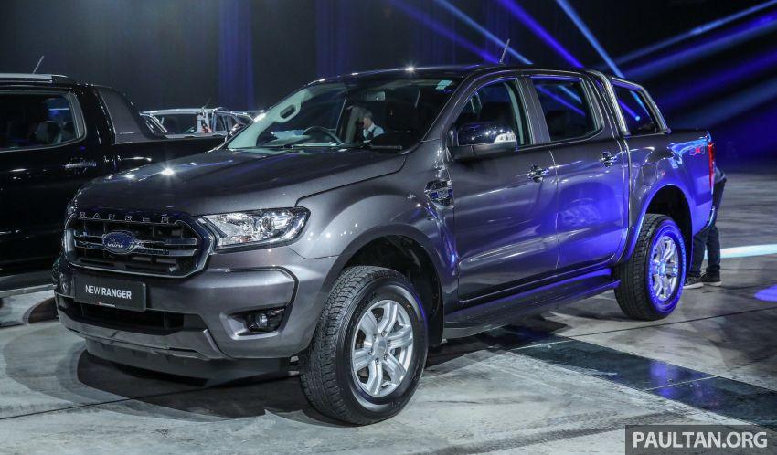 Ford Ranger baru tiba di M'sia – lapan varian termasuk berenjin 2.0L Bi-Turbo, harga bermula dari RM90,888 Image #878505