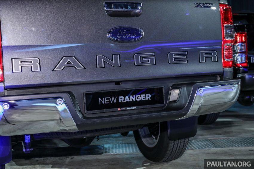 Ford Ranger baru tiba di M'sia – lapan varian termasuk berenjin 2.0L Bi-Turbo, harga bermula dari RM90,888 Image #878536