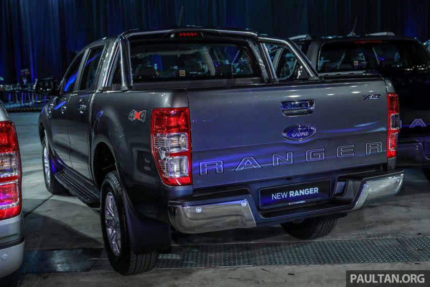 Ford Ranger baru tiba di M'sia – lapan varian termasuk berenjin 2.0L Bi-Turbo, harga bermula dari RM90,888 Image #878508