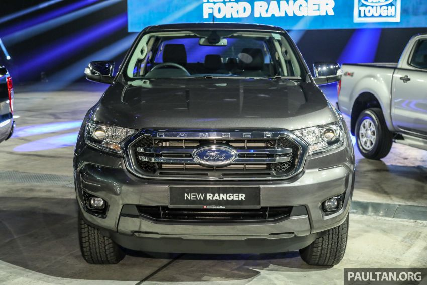 Ford Ranger baru tiba di M'sia – lapan varian termasuk berenjin 2.0L Bi-Turbo, harga bermula dari RM90,888 Image #878509