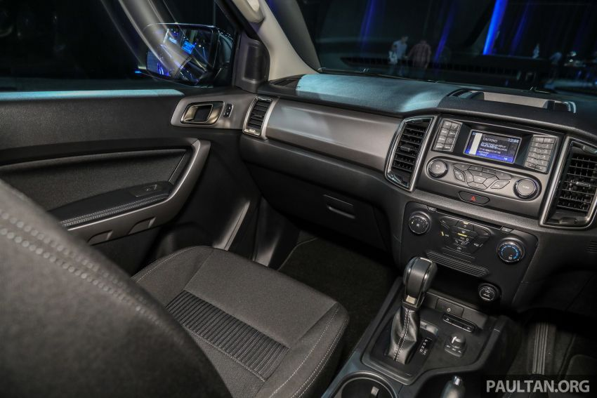 Ford Ranger 2019 >> 2019 Ford Ranger range launched in Malaysia with new 2.0 Bi-Turbo engine and 10-speed auto ...