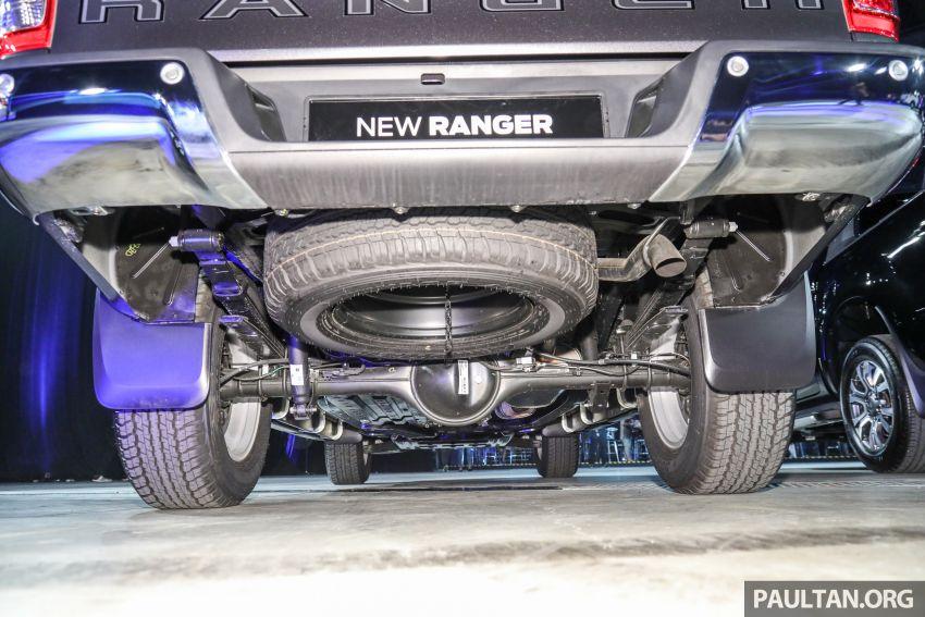 Ford Ranger baru tiba di M'sia – lapan varian termasuk berenjin 2.0L Bi-Turbo, harga bermula dari RM90,888 Image #878569