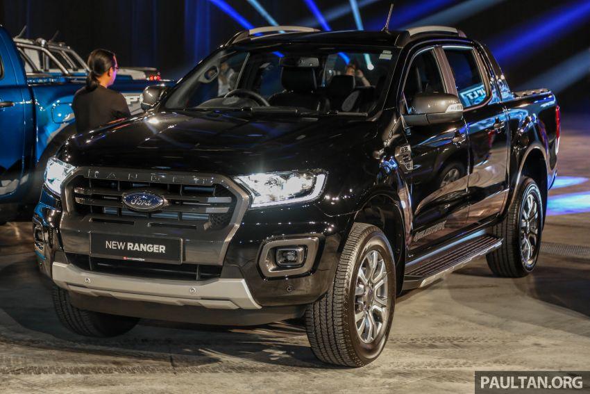 Ford Ranger baru tiba di M'sia – lapan varian termasuk berenjin 2.0L Bi-Turbo, harga bermula dari RM90,888 Image #878176