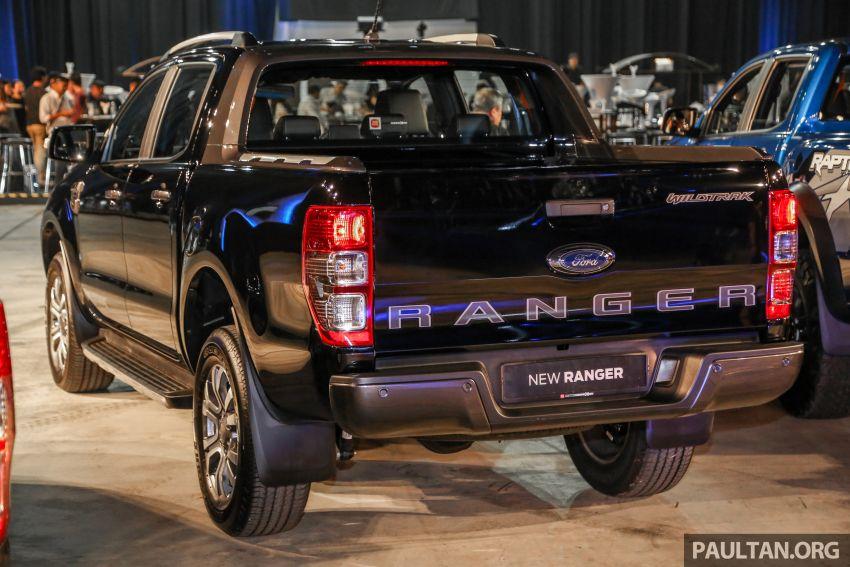 Ford Ranger baru tiba di M'sia – lapan varian termasuk berenjin 2.0L Bi-Turbo, harga bermula dari RM90,888 Image #878179