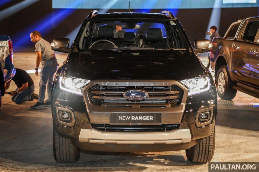Ford Ranger baru tiba di M'sia – lapan varian termasuk berenjin 2.0L Bi-Turbo, harga bermula dari RM90,888 Image #878181