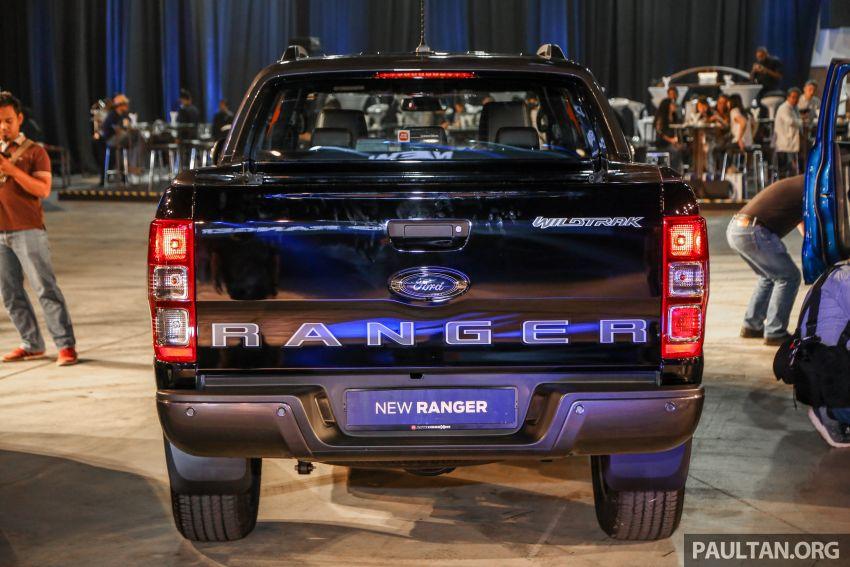 Ford Ranger baru tiba di M'sia – lapan varian termasuk berenjin 2.0L Bi-Turbo, harga bermula dari RM90,888 Image #878183