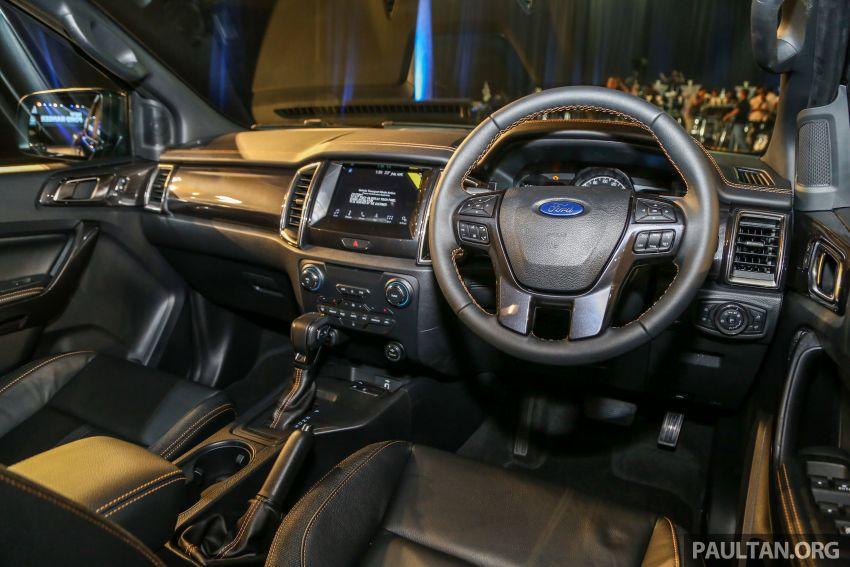Ford Ranger baru tiba di M'sia – lapan varian termasuk berenjin 2.0L Bi-Turbo, harga bermula dari RM90,888 Image #878205