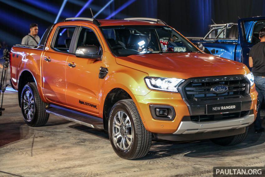 Ford Ranger baru tiba di M'sia – lapan varian termasuk berenjin 2.0L Bi-Turbo, harga bermula dari RM90,888 Image #878244