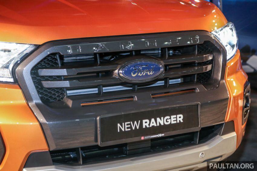 Ford Ranger baru tiba di M'sia – lapan varian termasuk berenjin 2.0L Bi-Turbo, harga bermula dari RM90,888 Image #878261