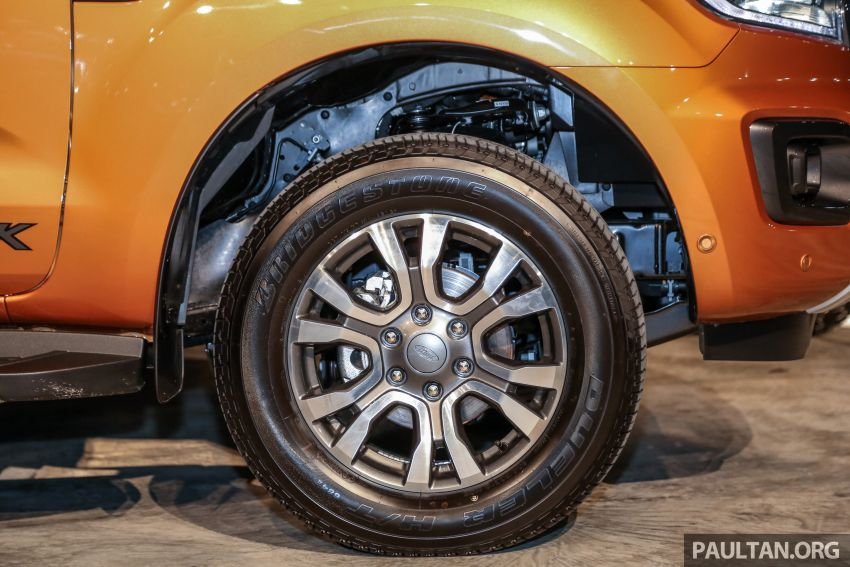 Ford Ranger baru tiba di M'sia – lapan varian termasuk berenjin 2.0L Bi-Turbo, harga bermula dari RM90,888 Image #878265
