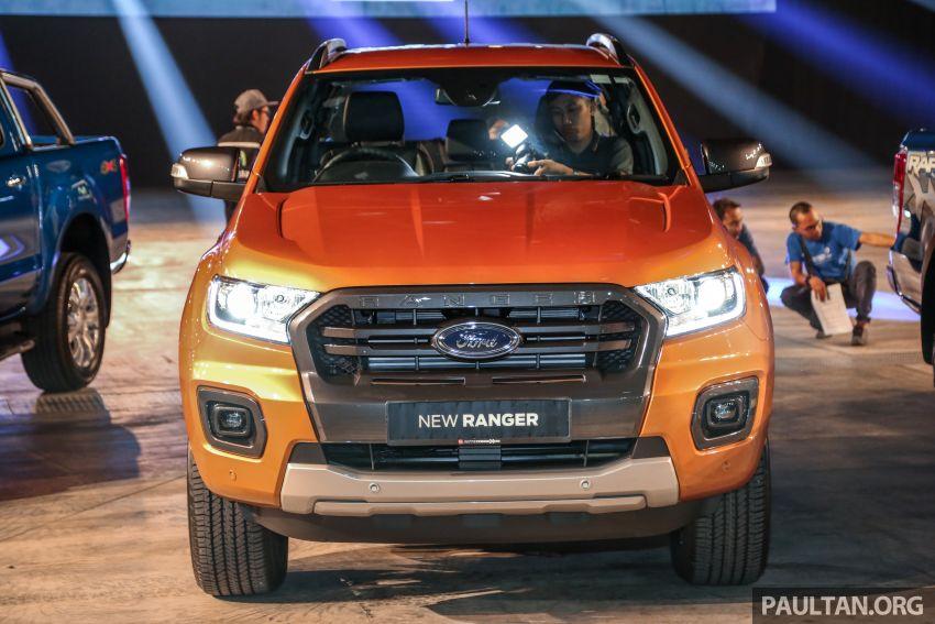 Ford Ranger baru tiba di M'sia – lapan varian termasuk berenjin 2.0L Bi-Turbo, harga bermula dari RM90,888 Image #878249