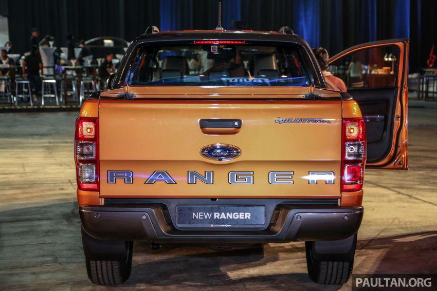 Ford Ranger baru tiba di M'sia – lapan varian termasuk berenjin 2.0L Bi-Turbo, harga bermula dari RM90,888 Image #878251