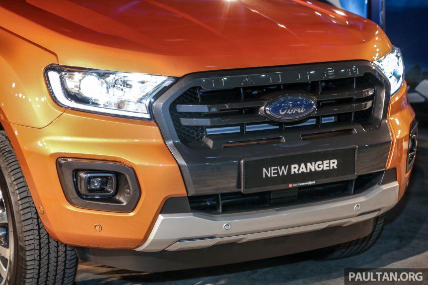 Ford Ranger baru tiba di M'sia – lapan varian termasuk berenjin 2.0L Bi-Turbo, harga bermula dari RM90,888 Image #878253
