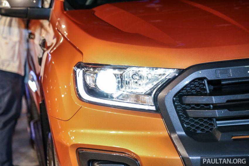 Ford Ranger baru tiba di M'sia – lapan varian termasuk berenjin 2.0L Bi-Turbo, harga bermula dari RM90,888 Image #878255