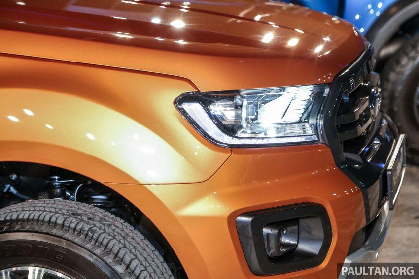 Ford Ranger baru tiba di M'sia – lapan varian termasuk berenjin 2.0L Bi-Turbo, harga bermula dari RM90,888 Image #878257