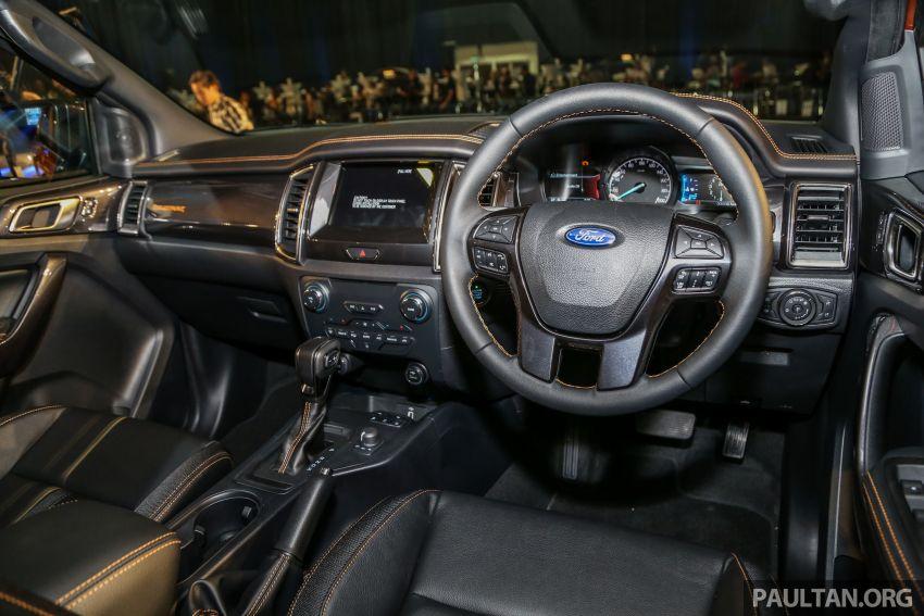 Ford Ranger baru tiba di M'sia – lapan varian termasuk berenjin 2.0L Bi-Turbo, harga bermula dari RM90,888 Image #878325