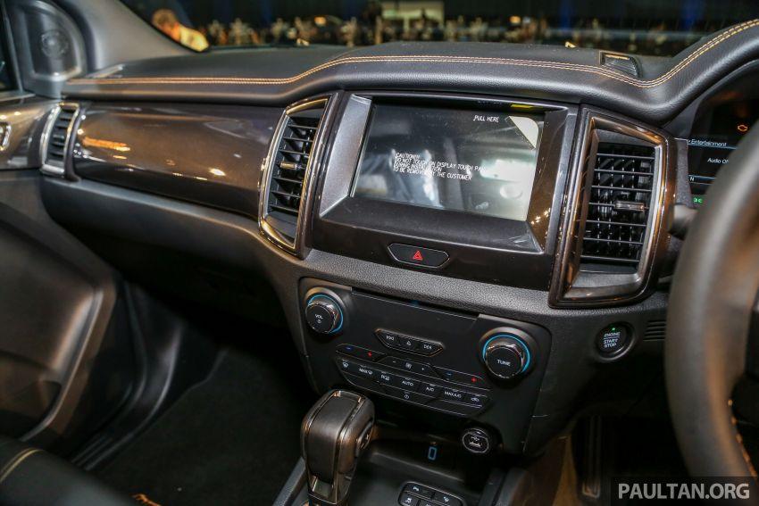 Ford Ranger baru tiba di M'sia – lapan varian termasuk berenjin 2.0L Bi-Turbo, harga bermula dari RM90,888 Image #878307