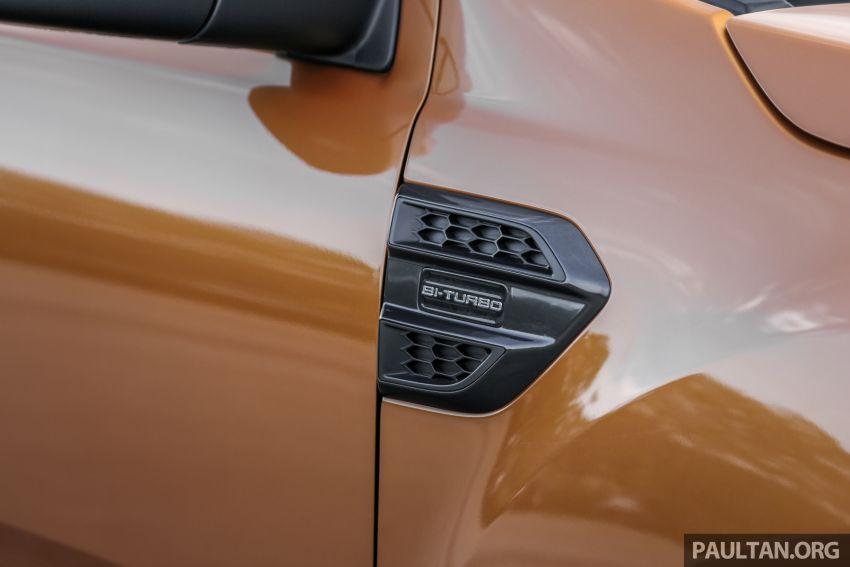 Ford Ranger baru tiba di M'sia – lapan varian termasuk berenjin 2.0L Bi-Turbo, harga bermula dari RM90,888 Image #877305