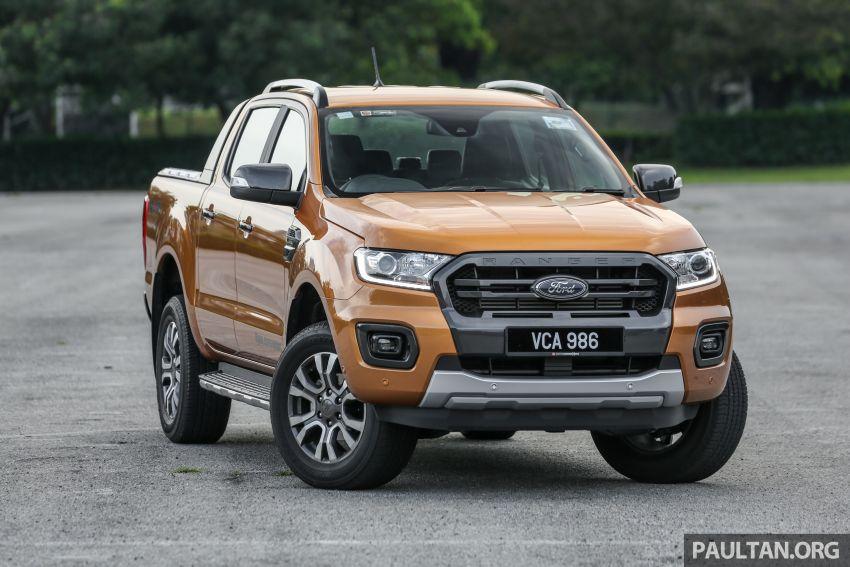 Ford Ranger baru tiba di M'sia – lapan varian termasuk berenjin 2.0L Bi-Turbo, harga bermula dari RM90,888 Image #877284