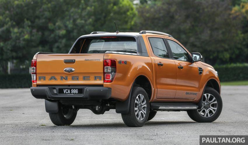 Ford Ranger baru tiba di M'sia – lapan varian termasuk berenjin 2.0L Bi-Turbo, harga bermula dari RM90,888 Image #877287