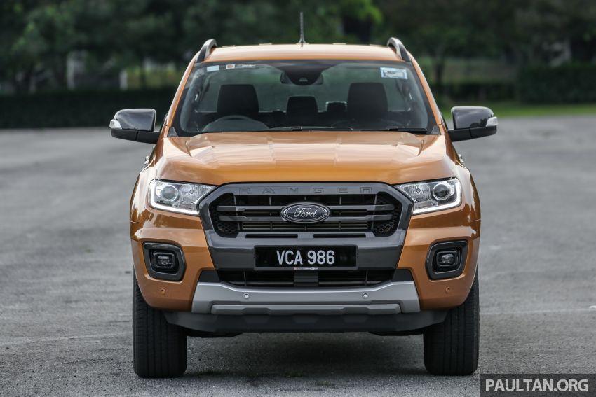 Ford Ranger baru tiba di M'sia – lapan varian termasuk berenjin 2.0L Bi-Turbo, harga bermula dari RM90,888 Image #877290