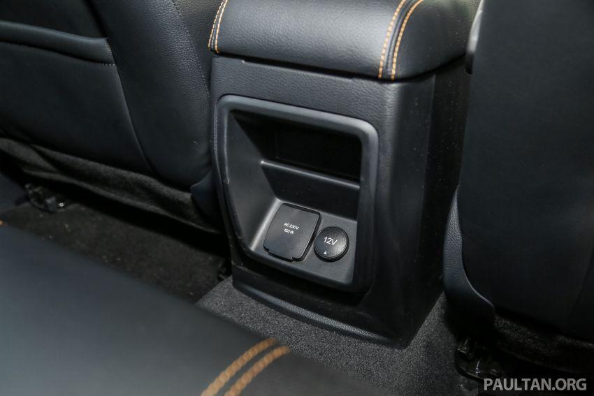Ford Ranger baru tiba di M'sia – lapan varian termasuk berenjin 2.0L Bi-Turbo, harga bermula dari RM90,888 Image #877361