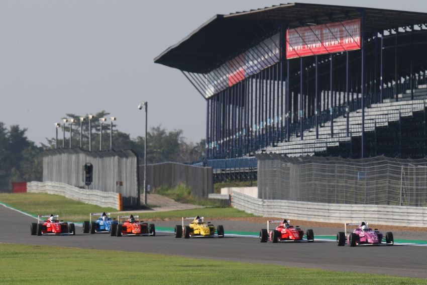 Formula 4 SEA – Ghiretti wins 5 out of 6 races in Thailand, Malaysia's Yoong and Musyaffa on podium Image #880869