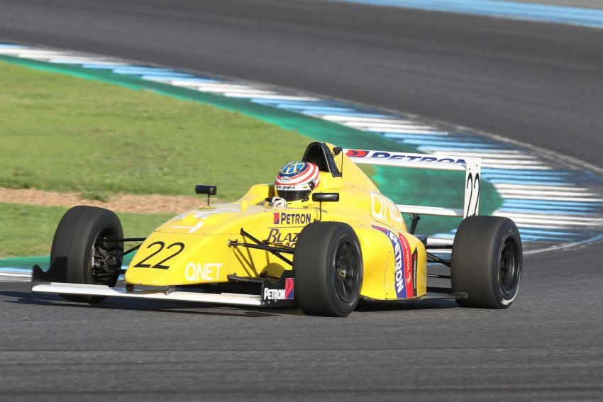 Formula 4 SEA – Ghiretti wins 5 out of 6 races in Thailand, Malaysia's Yoong and Musyaffa on podium Image #880878