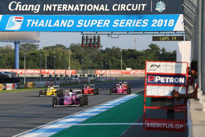 Formula 4 SEA – Ghiretti wins 5 out of 6 races in Thailand, Malaysia's Yoong and Musyaffa on podium Image #880989