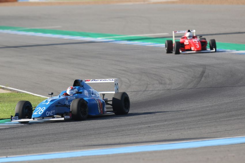 Formula 4 SEA – Ghiretti wins 5 out of 6 races in Thailand, Malaysia's Yoong and Musyaffa on podium Image #880879